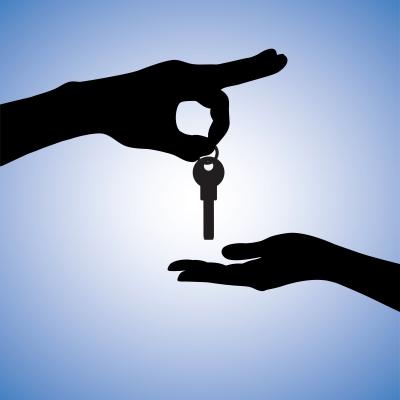 BostadsPortal förmedlar gärna kontaktuppgifterna men det är hyresvärden som kan ge dig kontraktet.