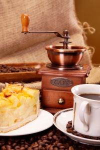 Chocolate and coffe