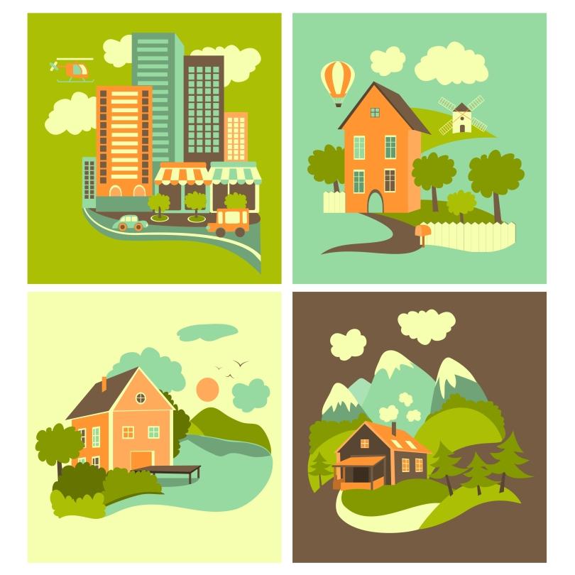 Så påverkar nya amorteringskravet dig oavsett om du bor i stad eller land