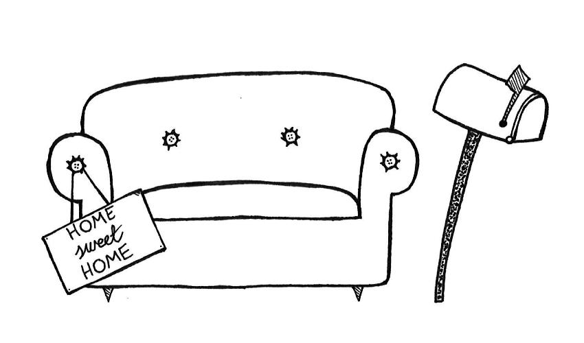 Kanske soffasurfa?
