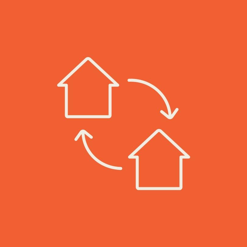 Finns det en risk att du blir ersättningskyldig när du byter bostad? Foto: Colourbox