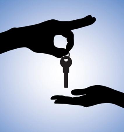 BostadsPortal förmedlar gärna kontaktuppgifterna men det är hyresvärden som kan ge dig kontraktet