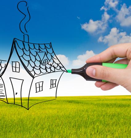Vill du också skapa ditt eget hus?