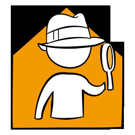 Avslöja bostadsscammern