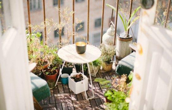 Balkongtips på BostadsPortal.se